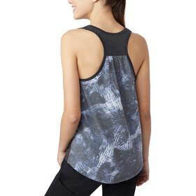 tentree Palmy Débardeur avec poche tout imprimé Femme, meteorite black/palmy meteorite